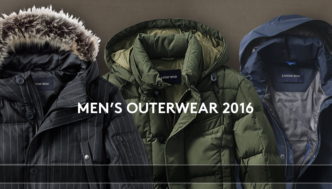 MEN'S OUTERWEAR 2016