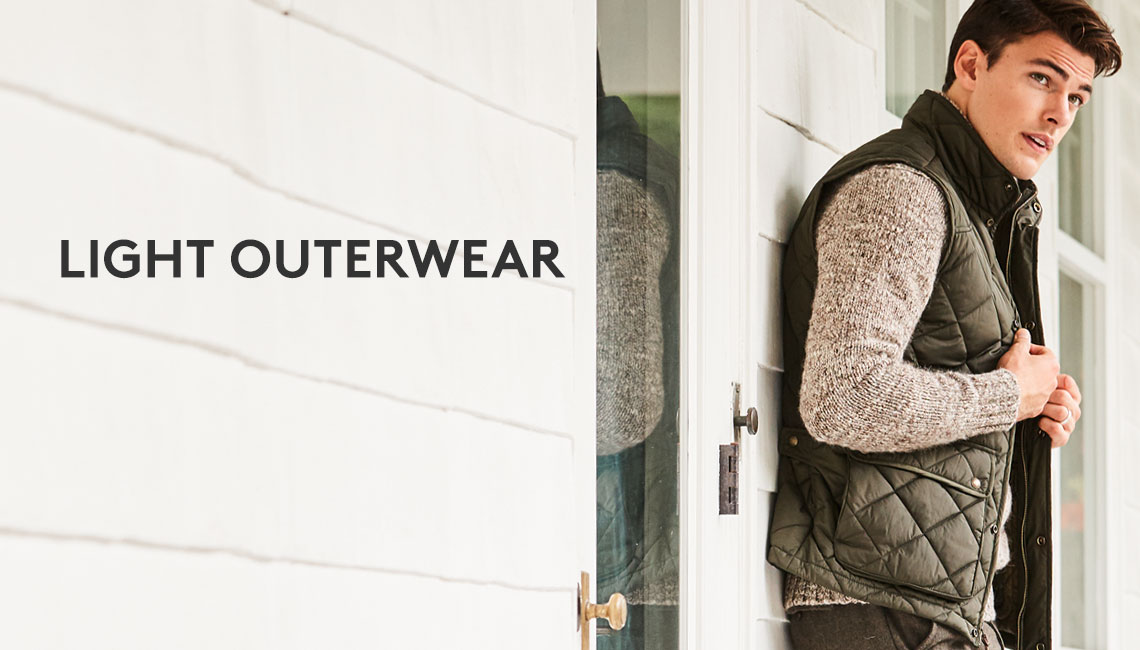 LIGHT OUTERWEAR