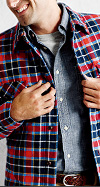 FLANNEL SHIRT OUTER