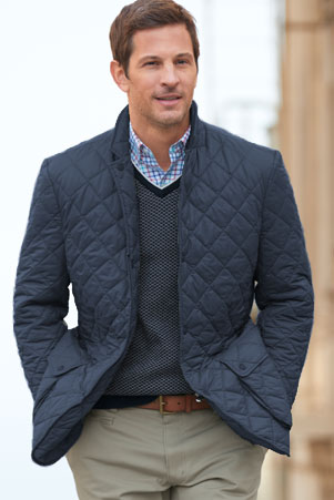 Primaloft Packable Sport Coat 499435: Classic Navy