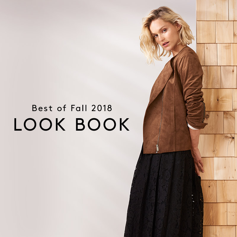 Best of Fall 2018 LOOK BOOK