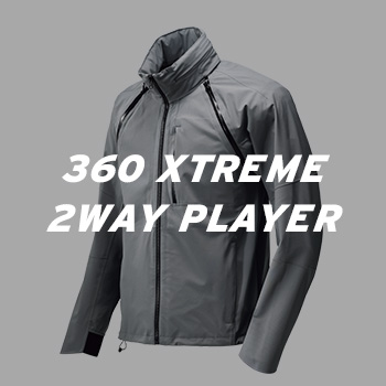 360 XTREME 2WAY PLAYER